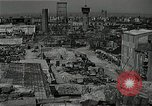 Image of bomb damaged Nuremberg Germany, 1945, second 4 stock footage video 65675024476