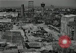Image of bomb damaged Nuremberg Germany, 1945, second 5 stock footage video 65675024476