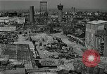 Image of bomb damaged Nuremberg Germany, 1945, second 7 stock footage video 65675024476
