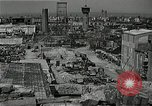 Image of bomb damaged Nuremberg Germany, 1945, second 9 stock footage video 65675024476