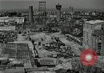 Image of bomb damaged Nuremberg Germany, 1945, second 10 stock footage video 65675024476