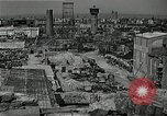 Image of bomb damaged Nuremberg Germany, 1945, second 11 stock footage video 65675024476