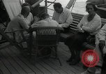 Image of Steamer on Volga River Russia, 1935, second 2 stock footage video 65675024485