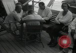 Image of Steamer on Volga River Russia, 1935, second 3 stock footage video 65675024485