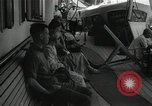 Image of Steamer on Volga River Russia, 1935, second 10 stock footage video 65675024485