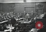 Image of Hermann Goering Nuremberg Germany, 1945, second 2 stock footage video 65675024487