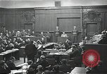 Image of Hermann Goering Nuremberg Germany, 1945, second 6 stock footage video 65675024487