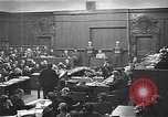 Image of Hermann Goering Nuremberg Germany, 1945, second 8 stock footage video 65675024487