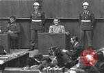 Image of Hermann Goering Nuremberg Germany, 1945, second 5 stock footage video 65675024488