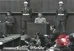 Image of Hermann Goering Nuremberg Germany, 1945, second 6 stock footage video 65675024488