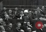 Image of Hermann Goering Nuremberg Germany, 1945, second 2 stock footage video 65675024489