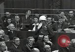 Image of Hermann Goering Nuremberg Germany, 1945, second 4 stock footage video 65675024489