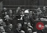Image of Hermann Goering Nuremberg Germany, 1945, second 5 stock footage video 65675024489