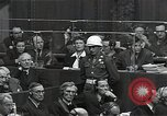 Image of Hermann Goering Nuremberg Germany, 1945, second 10 stock footage video 65675024489