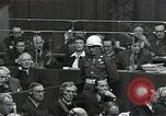 Image of Hermann Goering Nuremberg Germany, 1945, second 11 stock footage video 65675024489