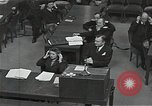 Image of Chief Prosecutor Jackson Nuremberg Germany, 1946, second 2 stock footage video 65675024491