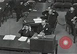Image of Chief Prosecutor Jackson Nuremberg Germany, 1946, second 3 stock footage video 65675024491
