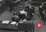 Image of Chief Prosecutor Jackson Nuremberg Germany, 1946, second 5 stock footage video 65675024491