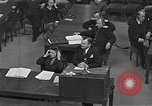 Image of Chief Prosecutor Jackson Nuremberg Germany, 1946, second 7 stock footage video 65675024491