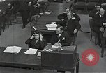 Image of Chief Prosecutor Jackson Nuremberg Germany, 1946, second 9 stock footage video 65675024491