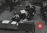 Image of Chief Prosecutor Jackson Nuremberg Germany, 1946, second 11 stock footage video 65675024491