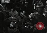 Image of Hartley Shawcross Nuremberg Germany, 1946, second 9 stock footage video 65675024492