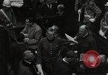 Image of Hartley Shawcross Nuremberg Germany, 1946, second 11 stock footage video 65675024492