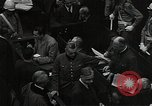 Image of Hartley Shawcross Nuremberg Germany, 1946, second 12 stock footage video 65675024492
