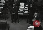 Image of Thomas J Dodd Nuremberg Germany, 1946, second 6 stock footage video 65675024495