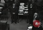 Image of Thomas J Dodd Nuremberg Germany, 1946, second 8 stock footage video 65675024495