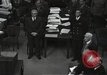 Image of Thomas J Dodd Nuremberg Germany, 1946, second 10 stock footage video 65675024495
