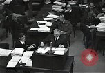 Image of Thomas J Dodd Nuremberg Germany, 1946, second 3 stock footage video 65675024496