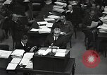 Image of Thomas J Dodd Nuremberg Germany, 1946, second 5 stock footage video 65675024496