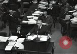 Image of Thomas J Dodd Nuremberg Germany, 1946, second 8 stock footage video 65675024496