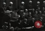 Image of Nuremberg Trials Nuremberg Germany, 1945, second 2 stock footage video 65675024498