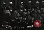 Image of Nuremberg Trials Nuremberg Germany, 1945, second 3 stock footage video 65675024498