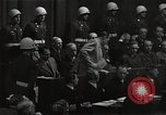 Image of Nuremberg Trials Nuremberg Germany, 1945, second 5 stock footage video 65675024498