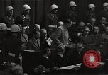 Image of Nuremberg Trials Nuremberg Germany, 1945, second 6 stock footage video 65675024498