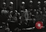 Image of Nuremberg Trials Nuremberg Germany, 1945, second 7 stock footage video 65675024498