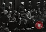 Image of Nuremberg Trials Nuremberg Germany, 1945, second 8 stock footage video 65675024498