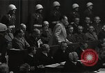 Image of Nuremberg Trials Nuremberg Germany, 1945, second 9 stock footage video 65675024498