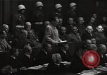 Image of Nuremberg Trials Nuremberg Germany, 1945, second 10 stock footage video 65675024498