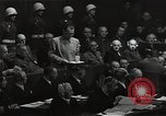Image of Nuremberg Trials Nuremberg Germany, 1945, second 11 stock footage video 65675024498