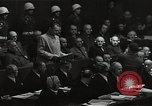 Image of Nuremberg Trials Nuremberg Germany, 1945, second 12 stock footage video 65675024498