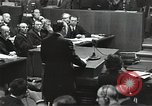 Image of Prosecutor Robert Jackson Germany, 1945, second 1 stock footage video 65675024499
