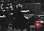 Image of Prosecutor Robert Jackson Germany, 1945, second 3 stock footage video 65675024499