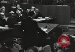 Image of Prosecutor Robert Jackson Germany, 1945, second 4 stock footage video 65675024499