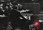 Image of Prosecutor Robert Jackson Germany, 1945, second 5 stock footage video 65675024499