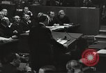 Image of Prosecutor Robert Jackson Germany, 1945, second 12 stock footage video 65675024499
