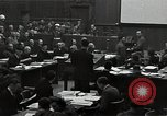 Image of Nuremberg Trials Nuremberg Germany, 1945, second 5 stock footage video 65675024500